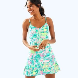 NWT Lilly Pulitzer Adelina Tennis Dress Large